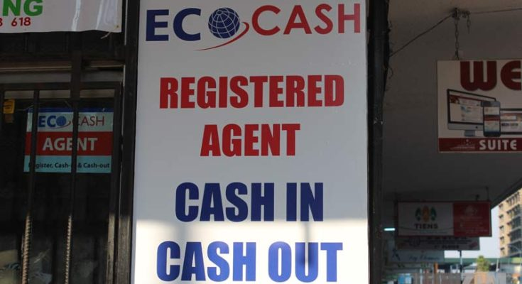 """Our Shops Usually Have Cash, For Cash Outs"", EcoCash"