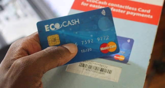 EcoCash Suspends International Transactions for MasterCard Debit Card