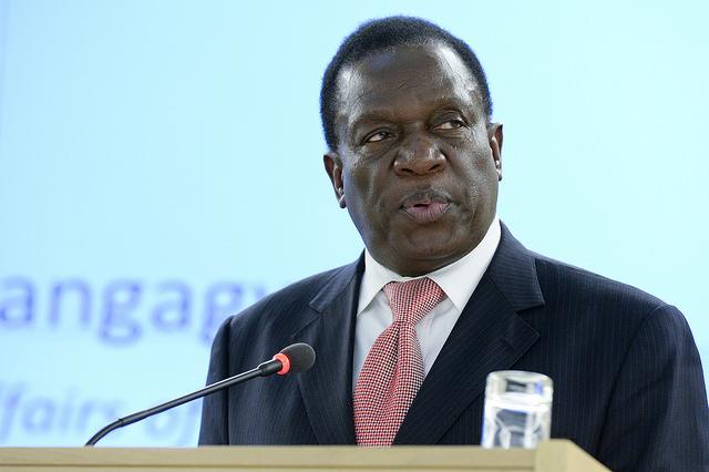 ICYMI: Mnangagwa In Trouble