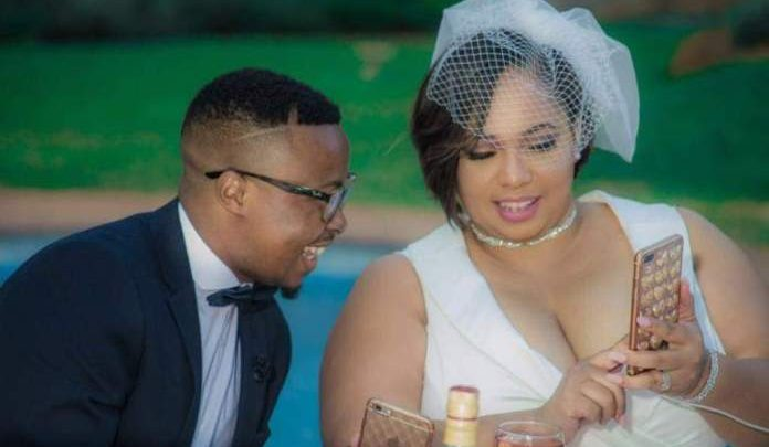 Olinda Reveals Baby's Gender In the Sweetest Way