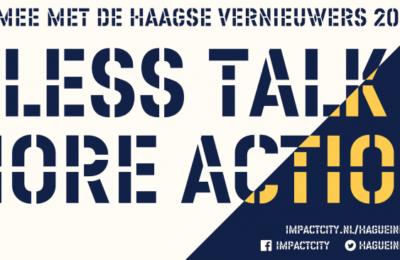 The Hague Innovators Challenge 2017