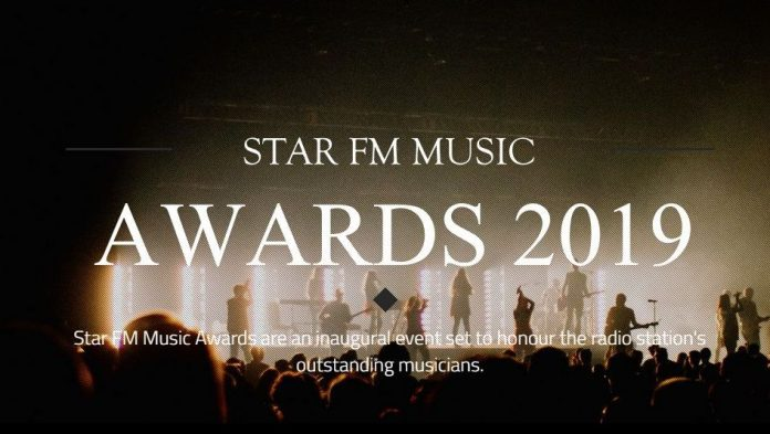 Star FM Music Awards In the Cards