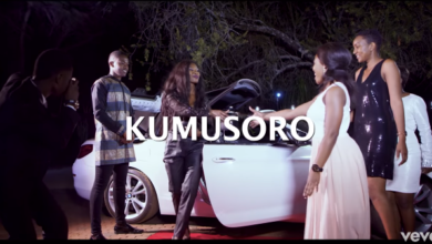 Fungisayi Drops Double Visuals for 'Kumusoro'