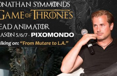 Game of Thrones' Lead Animator Heads For ComeExposed Talk In Harare