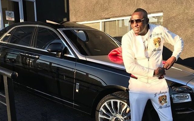 Genius Gifts Himself a New Rolls Royce
