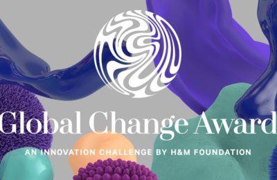 H & M Foundation Global Change Awards 2018