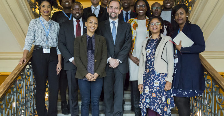 2018 Fellowship Programme for People of African Descent