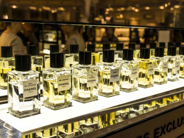 Here's Where You Should Spray Your Perfume