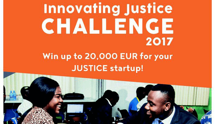 HiiL Justice Accelerator Innovating Challenge 2017
