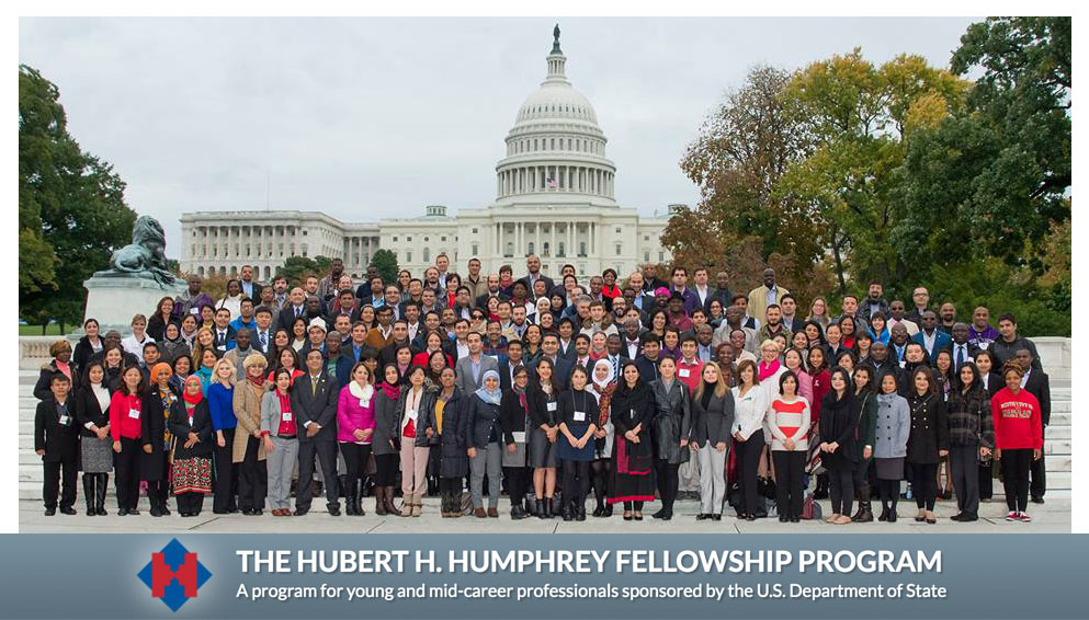 Hubert-Humphrey-Fellowships