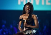 Danai Gurira Wins People's Choice Awardv