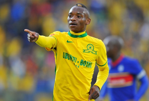 Injured Khama Billiat Might Not Play Upcoming Games