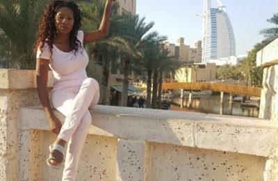 Inside Fungisai's Dubai Trip