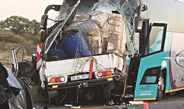 ICYMI: Intercity Bus Head On Crash Kills 4 Injured 11 People