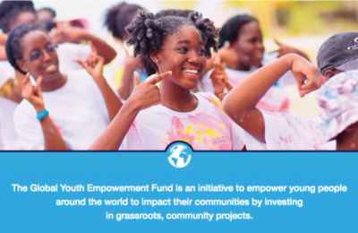 JCI/ SDG Action Campaign Global Youth Empowerment Fund 2017