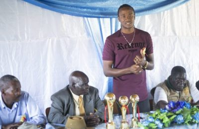 Jah Prayzah Gives Back To Former School