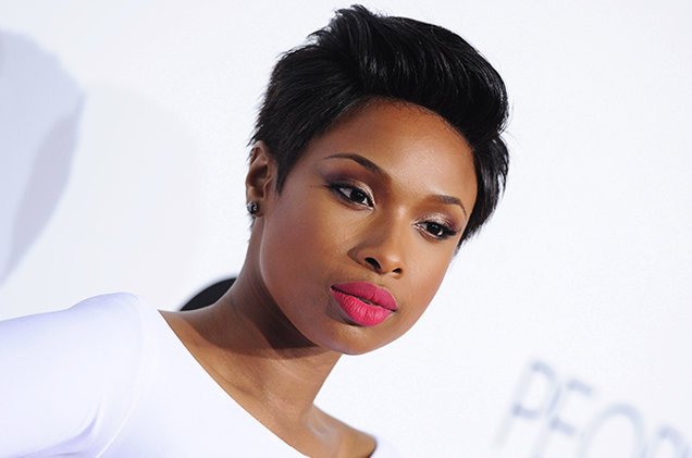 "Jennifer Hudson: ""No matter how negative life can be, always look for a positive"""