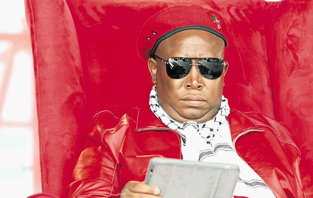 Julius Malema Tells Zimbabweans To Never Be Governed By Fear