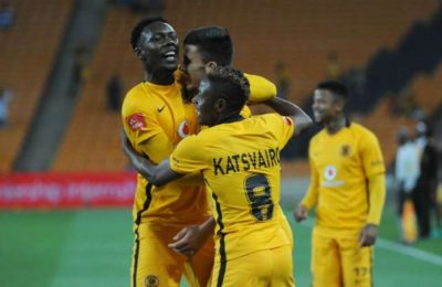 Katsande, Katsvairo lead the Amakhosi to the top of the PSL standings