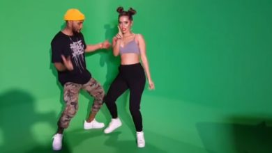 Watch: Kim Jayde Twerking In the MTV Studio