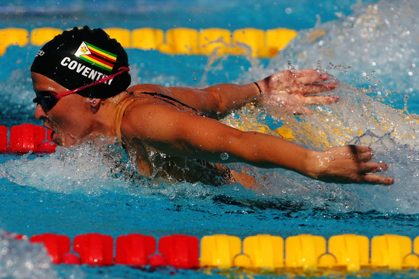 Kirsty Coventry Broke The Record Again Makes It To The Finals