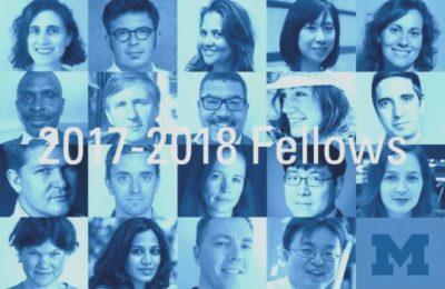 Knight-Wallace Journalism Fellowship 2017/2018 at the University of Michighan, USA