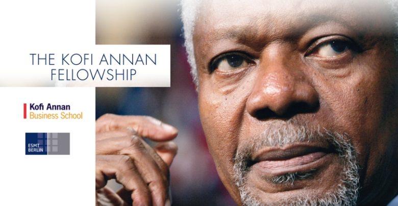 Kofi Annan Fellowship For Emerging Leaders At ESMT Berlin