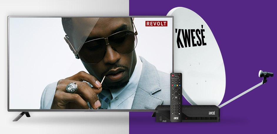 Kwesé TV Gives 5 Free Channels