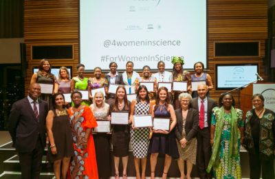L'Oréal-UNESCO For Women Scientists