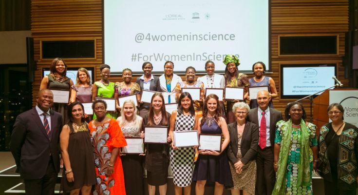 L'Oréal-UNESCO For Women Scientists