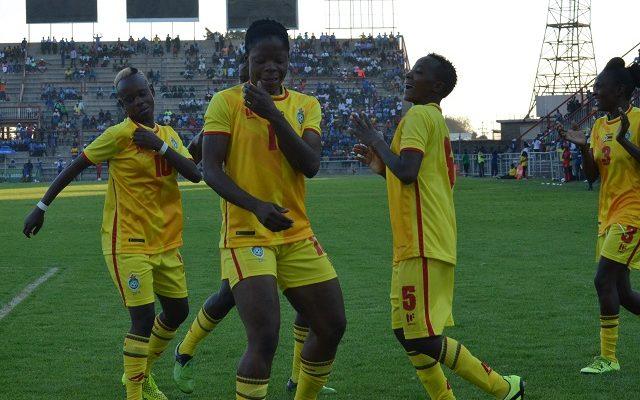 Zimbabwe Lose to South Africa In COSAFA Final