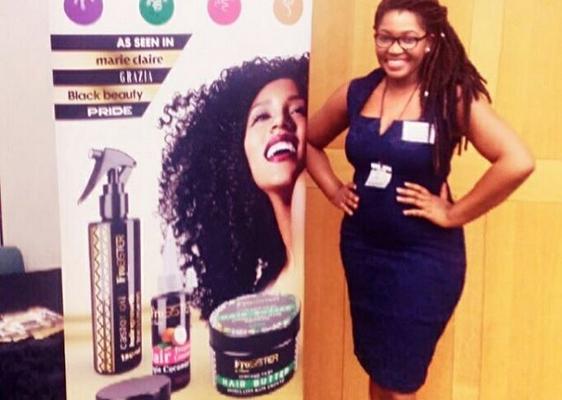 Meet Inspirational Zimbabwean Hair Care Businesswoman, Hanani Dube Frosister