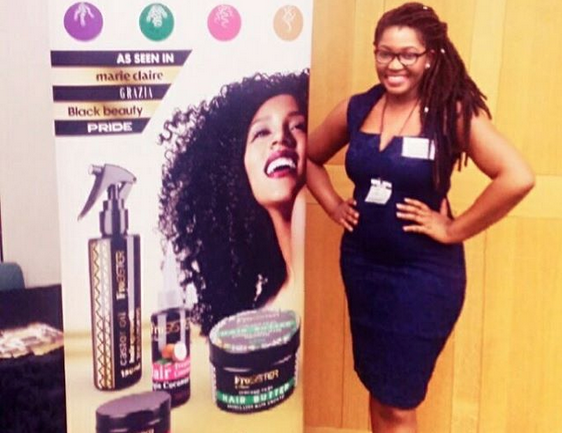 Meet Inspirational Zimbabwean Hair Care Businesswoman, Hanani Dube Frosister