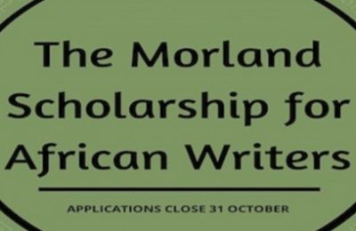 Opportunity For Zimbabwean Youth: Morland Writing Scholarships
