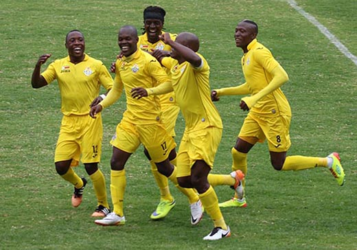 Zimbabwe Warriors Victory Over Liberia