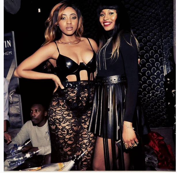 Nadia Nakai And Queen Vee Are Really Feeling Themselves in These Candid Snaps