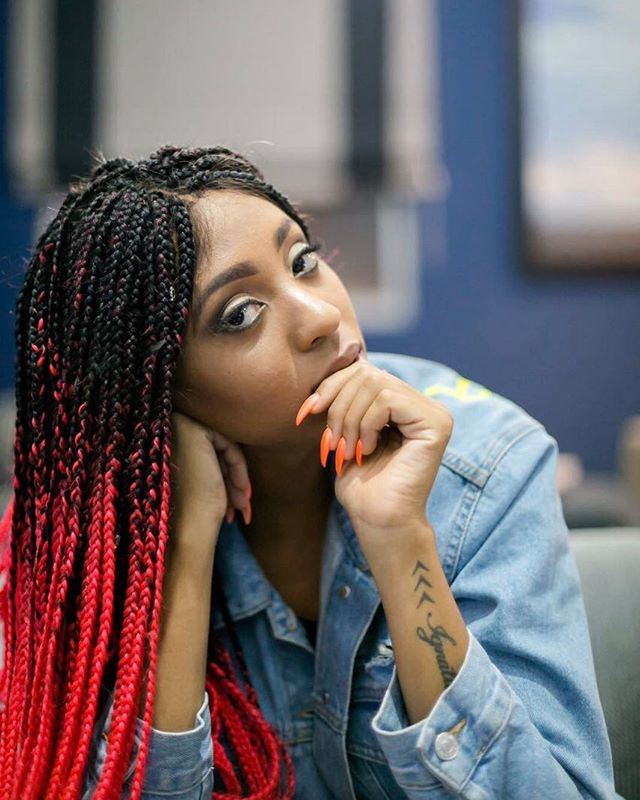Nadia Nakai New Hair, New Video And Lip Sync Battle Africa
