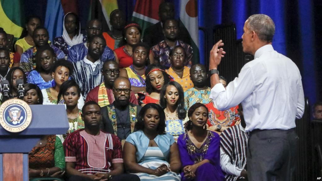 Obama Foundation Seeks Young African Leaders