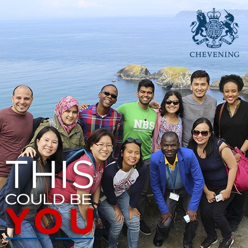 Opportunity For Zimbabwean Students: #Chevening Scholarship