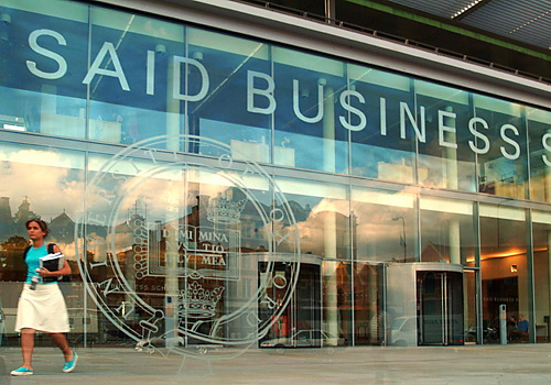 Image result for Skoll MBA Scholarships at Said Business School