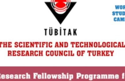 TUBITAK Research Fellowship Programme 2018
