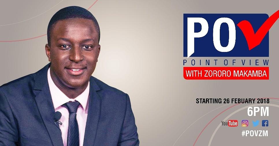 Zororo Makamba Returns With a Point of View