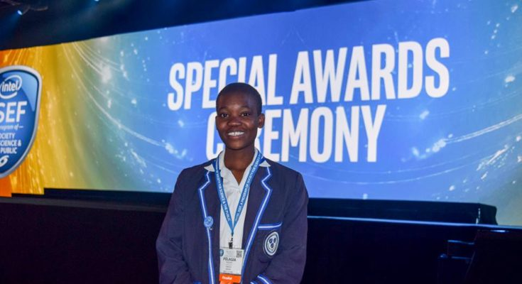 Zimbabwean Student Awarded Scholarship In The USA