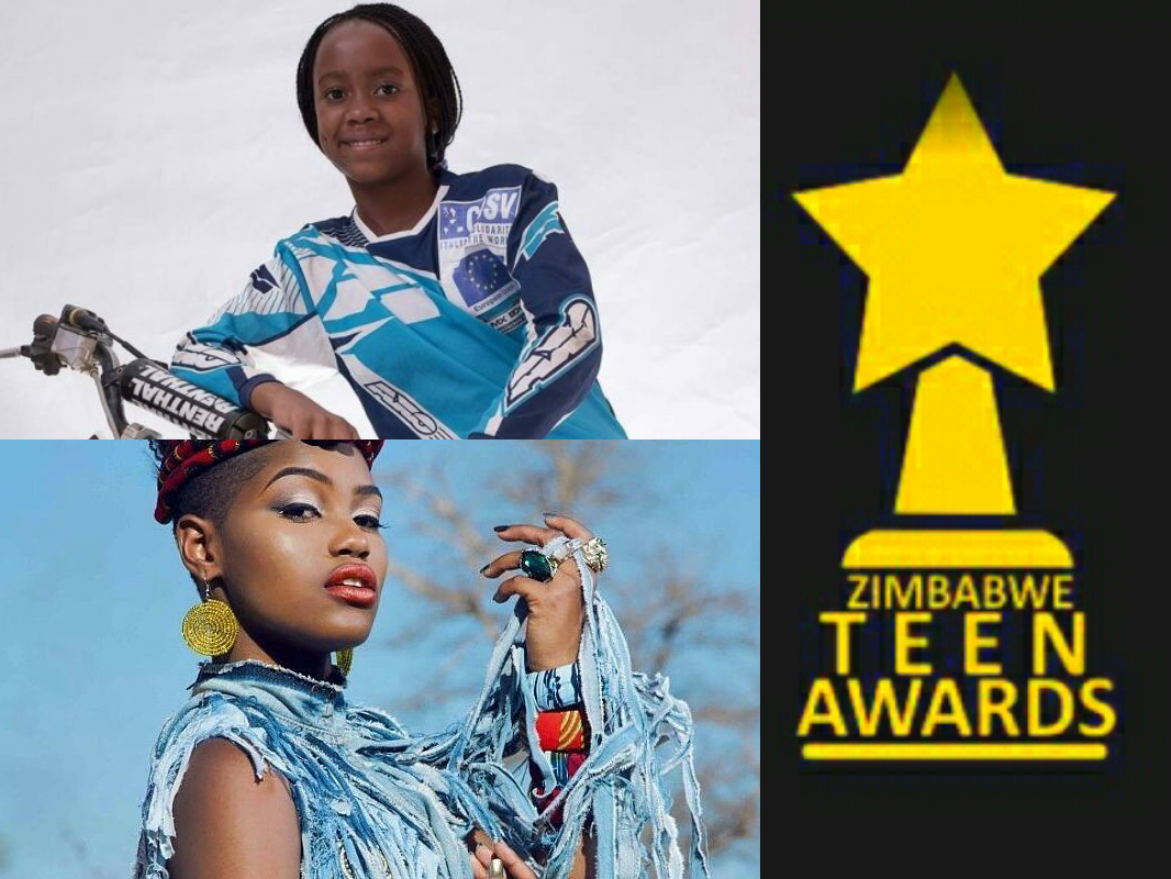 Tanya Muzinda Wins Big at Zimbabwe Teen Awards