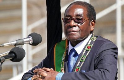 ''Don't Use Violence To Be In The Office''-Says President Mugabe