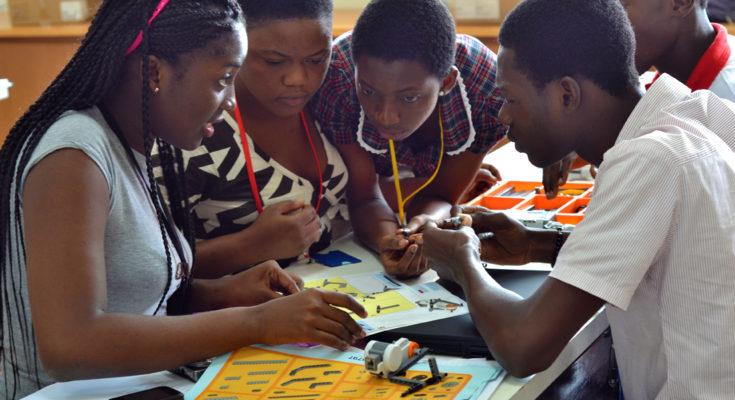 5 Reasons Young Africans Should Be Educated