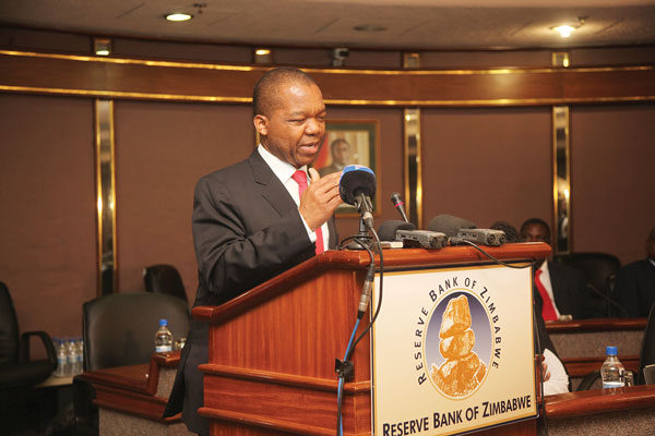 Mangudya Admits 'Zim Has No Capacity To Build Forex Reserves'
