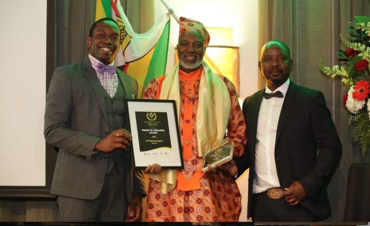 Zim Achievers Awards Australia Winners List