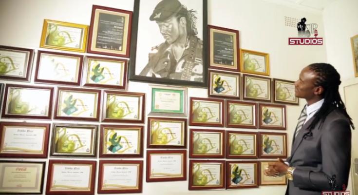 Jah Prayzah Thanks Fans for His Awards