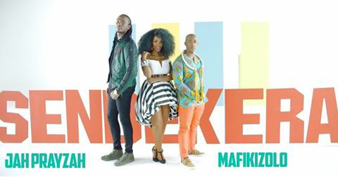 5 Reasons Why You Will Love Jay Prayzah & Mafikizolo's 'Sendekera' Music Video